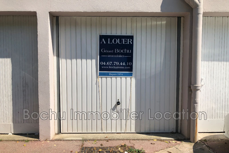 Photo n°2 - Location Garage parking Montpellier 34000 - 81 €