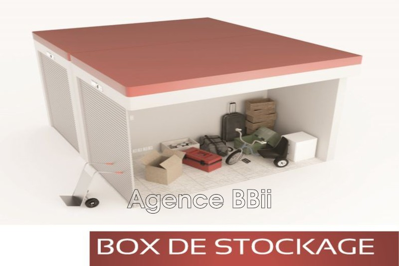 Photo n°1 - Vente Garage box fermé Beaulieu-sur-Mer 06310 - 31 000 €