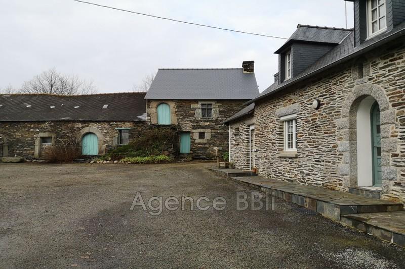 Maison de campagne Saint-Gelven Campagne,   achat maison de campagne  4 chambres   110m²