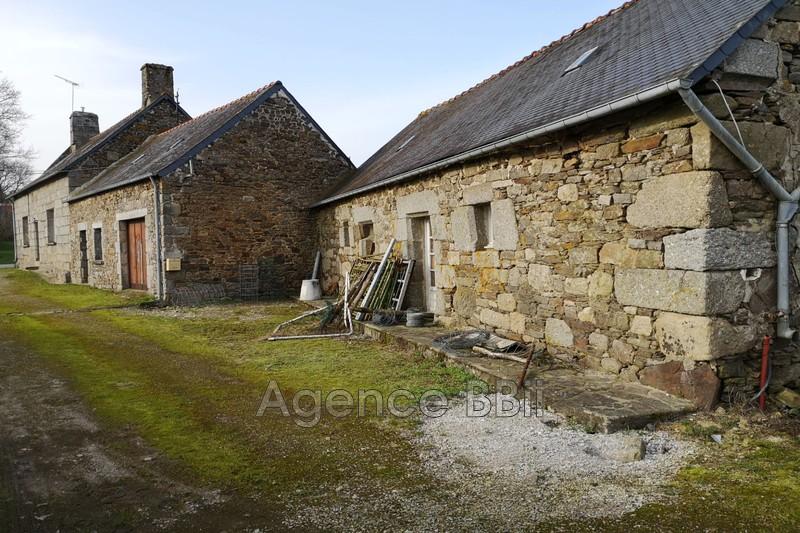 Maison en pierre Plouguernével Campagne,   achat maison en pierre  2 chambres   45m²