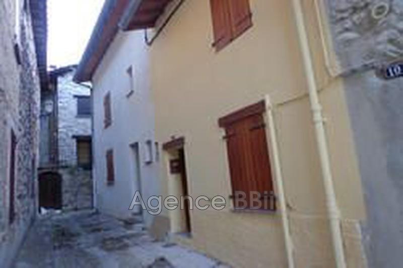 Maison de village Fontan Montagne,   achat maison de village  1 chambre   35m²