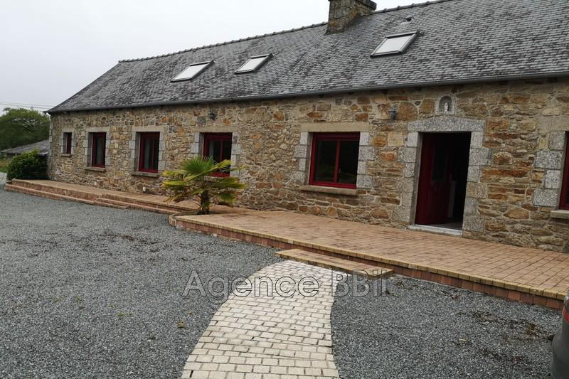 Maison en pierre Peumerit-Quintin Campagne,   to buy maison en pierre  3 bedroom   133m²