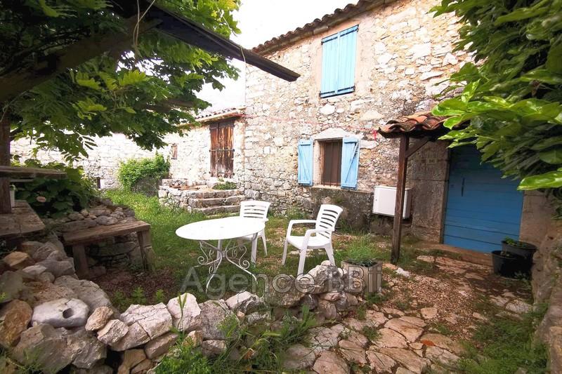 Maison de hameau Escragnolles   achat maison de hameau  2 chambres   78m²
