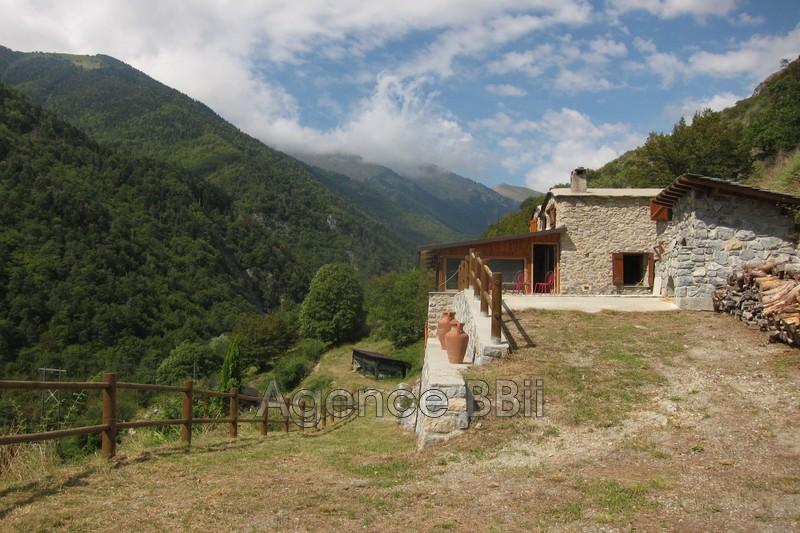 Maison en pierre Saorge Montagne,   achat maison en pierre  5 pièces