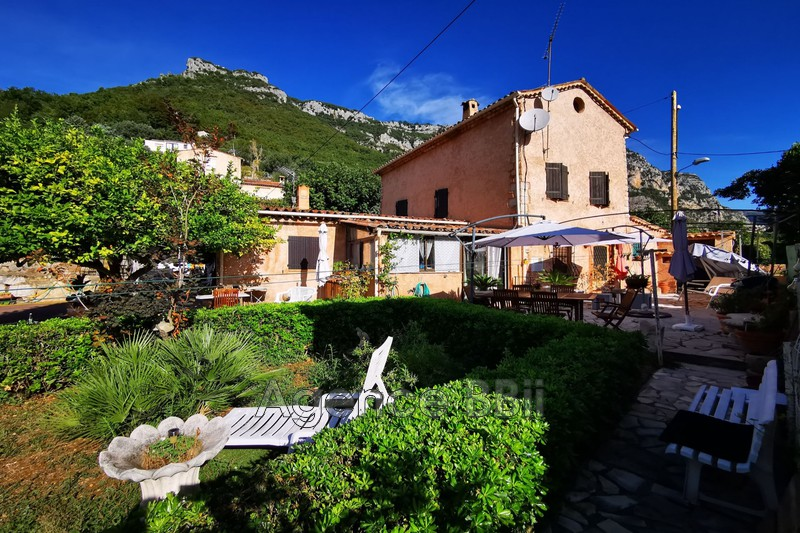 Maison Le Bar-sur-Loup Le bosquet,   achat maison  4 chambres   130m²