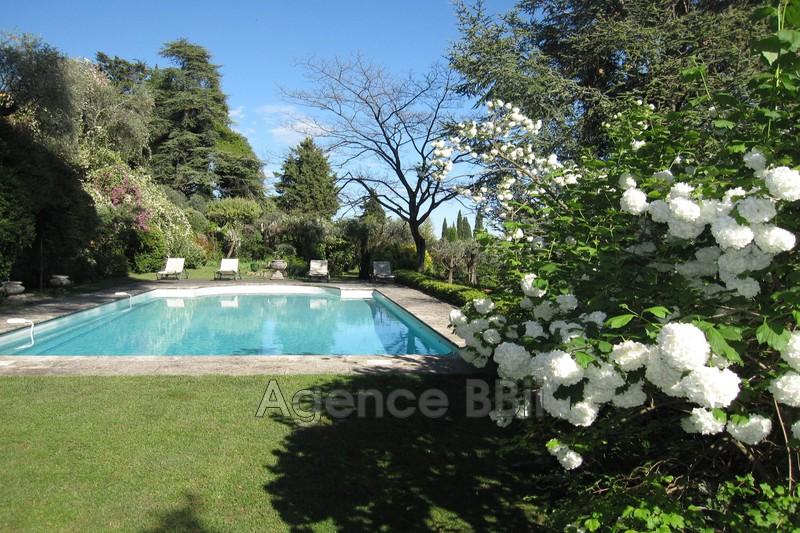 Demeure de prestige Châteauneuf-Grasse La petite toscane,   achat demeure de prestige  4 chambres   350m²