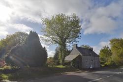 Photos  Maison en pierre à vendre Saint-Gilles-Pligeaux 22480