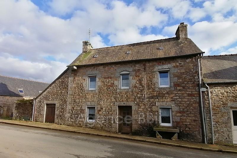 Maison de village Saint-Gilles-Pligeaux Centre bretagne,   achat maison de village  2 chambres   137m²