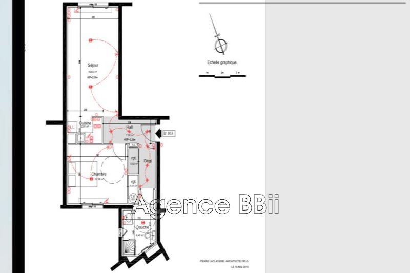 Appartement Cannes   achat appartement  2 pièces   50m²