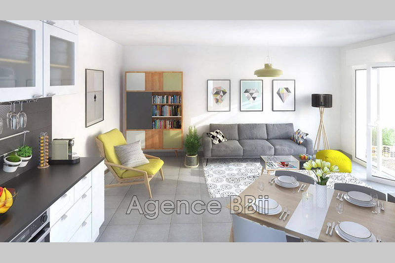 Appartement Le Castellet Toutes commodités,   achat appartement  2 pièces   45m²