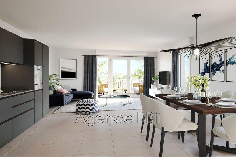 Photo n°1 - Vente appartement Marseille 13013 - 130 001 €