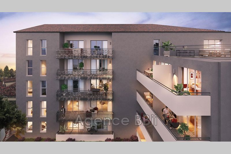Photo Appartement Toulon Toutes commodités,   achat appartement  2 pièces   38m²