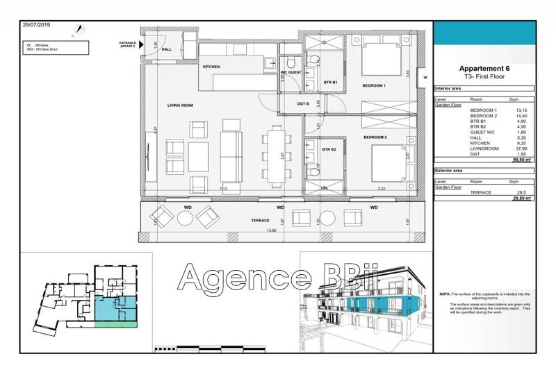 Photo n°8 - Vente appartement Antibes 06600 - 1 600 000 €