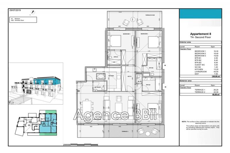 Photo n°8 - Vente appartement Antibes 06600 - 3 650 000 €