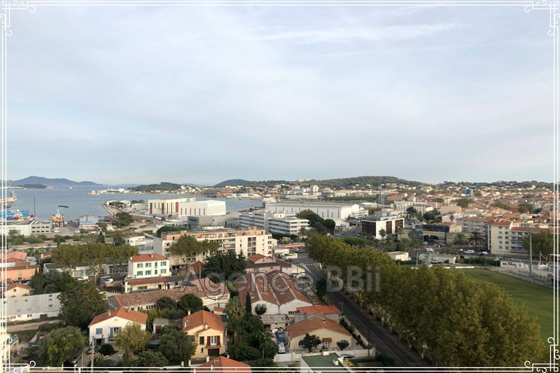 Photo Apartment La Seyne-sur-Mer T4/vue mer quartier brégaillon,   to buy apartment  4 rooms   87 m²