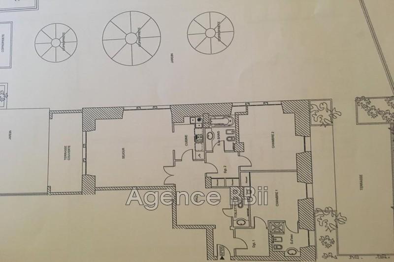 Rez-de-jardin Cannes   achat rez-de-jardin  3 pièces   110m²