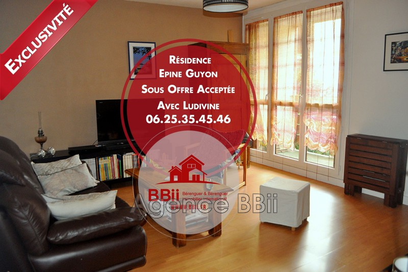 Appartement Franconville Proche de la gare sncf,   achat appartement  3 pièces   56m²