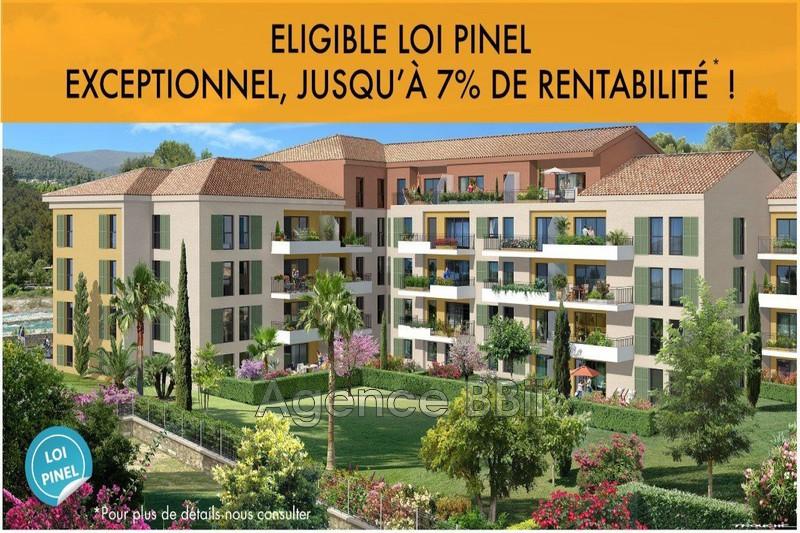 Appartement Drap Drap,   achat appartement  3 pièces   61m²