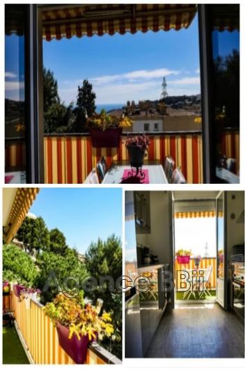 Photo Appartement Nice La costiere,   achat appartement  3 pièces   61m²