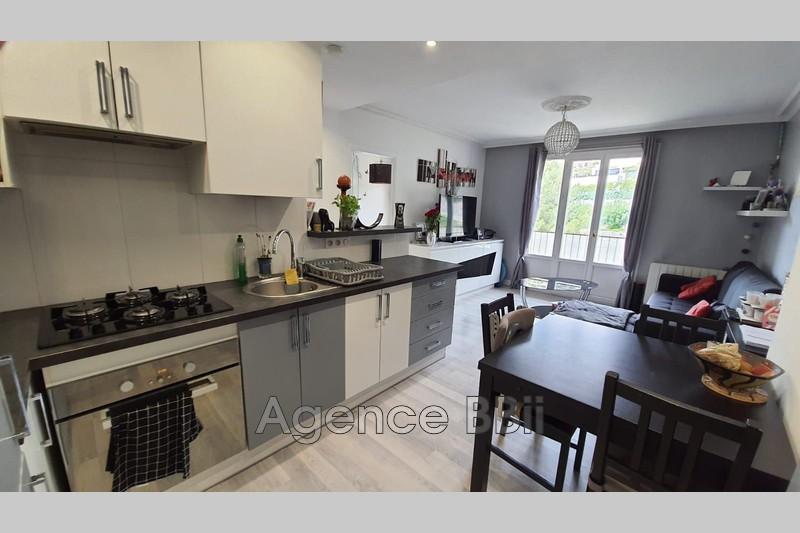 Appartement Villefranche-sur-Mer Corne d'or,   achat appartement  3 pièces   43m²