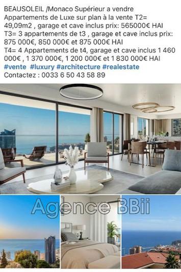 Photo Apartment Beausoleil   to buy apartment
