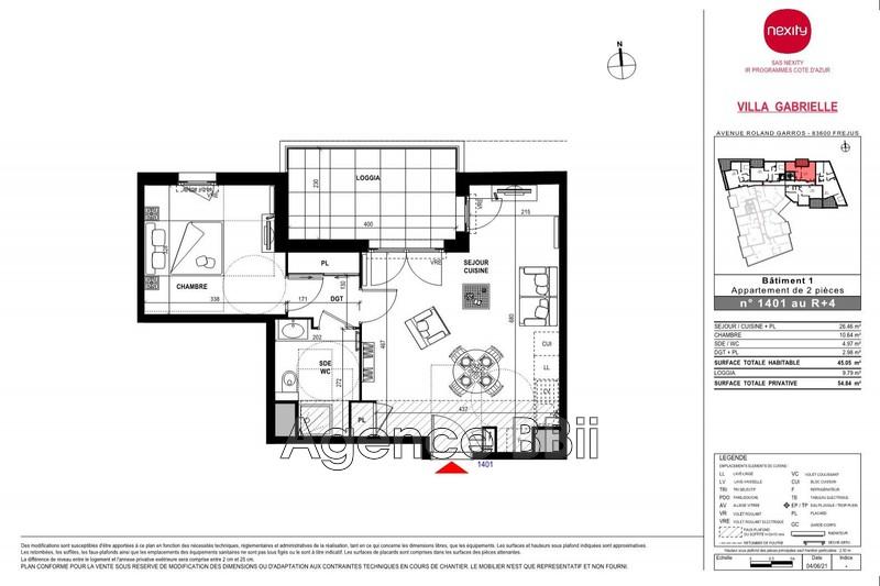 Photo Apartment Fréjus Frejus,   to buy apartment
