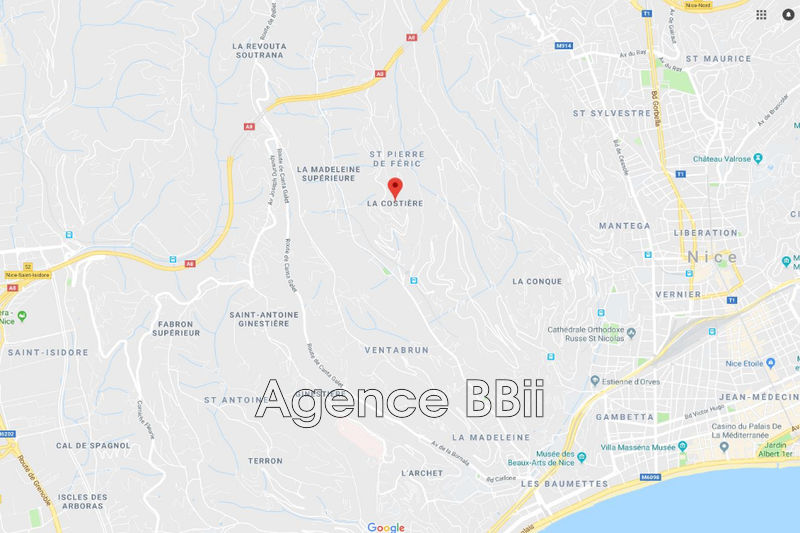 Photo n°4 - Vente terrain Nice 06200 - 357 000 €