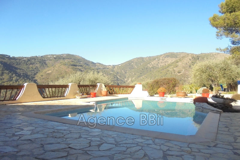 Photo n°2 - Vente Maison villa Drap 06340 - 763 200 €