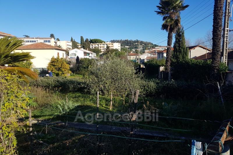 Terrain Cannes Cannes la bocca,   achat terrain   630m²