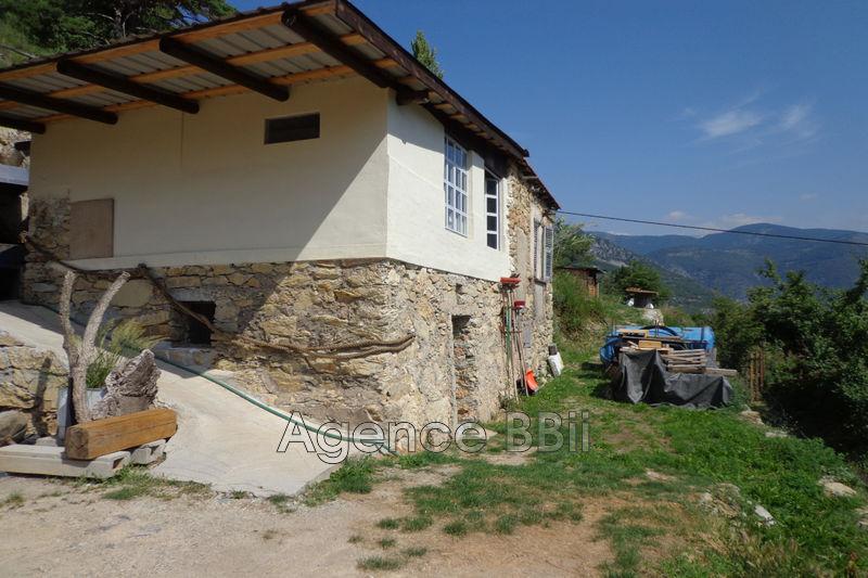Maison de campagne Breil-sur-Roya Collines,   achat maison de campagne  1 chambre   40m²