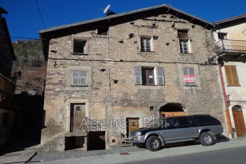 Maison de village Fontan   achat maison de village  2 chambres   75m²