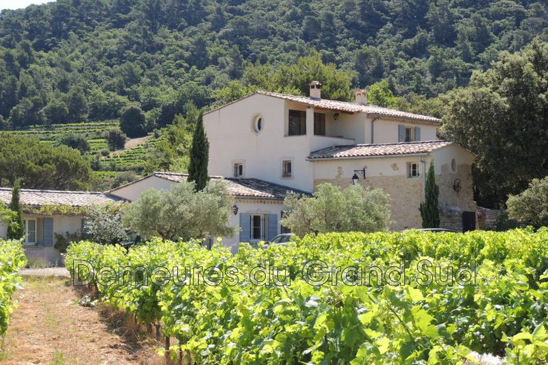Photo Mas Beaumes-de-Venise Dentelles de montmirail,   to buy mas  5 bedroom   330 m²