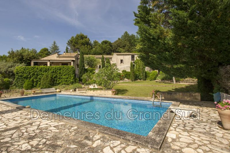 Photo House Gigondas Dentelles de montmirail,   to buy house  5 bedroom   280 m²