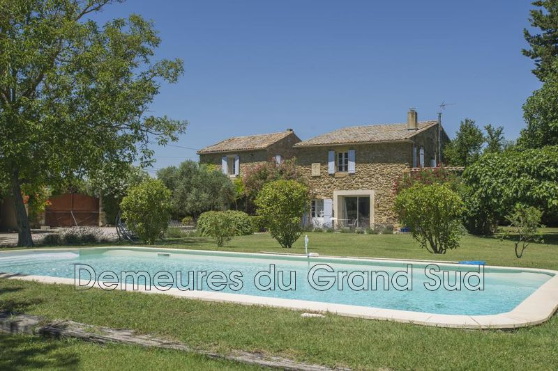 Photo Mas Châteauneuf-du-Pape Grand avignon,   to buy mas  4 bedroom   220 m²