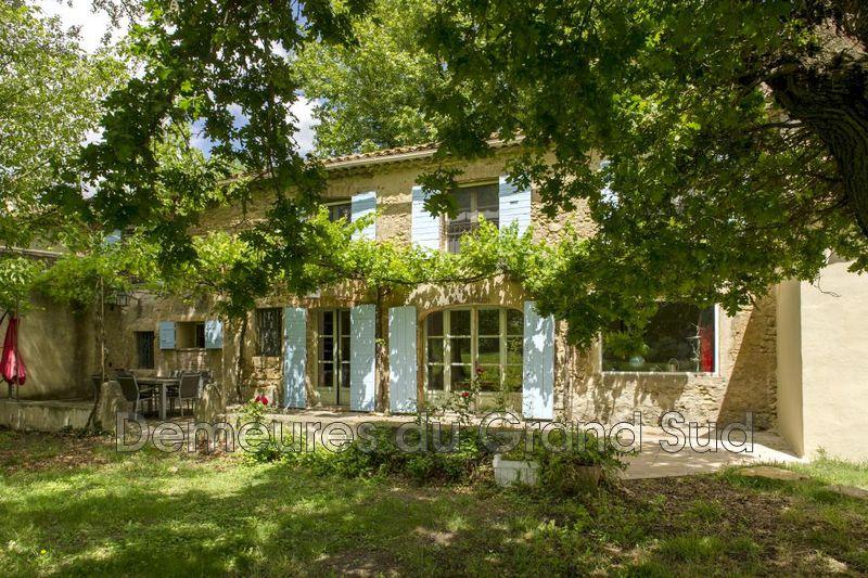 Photo Mas Châteauneuf-du-Pape Grand avignon,   to buy mas  4 bedroom   230m²
