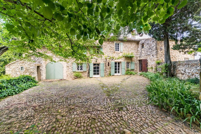Photo Mas Châteauneuf-du-Pape Grand avignon,   to buy mas  7 bedroom   350 m²