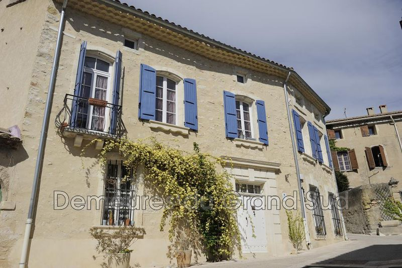 Photo Maison de village Tavel Grand avignon,   achat maison de village  10 chambres   520 m²