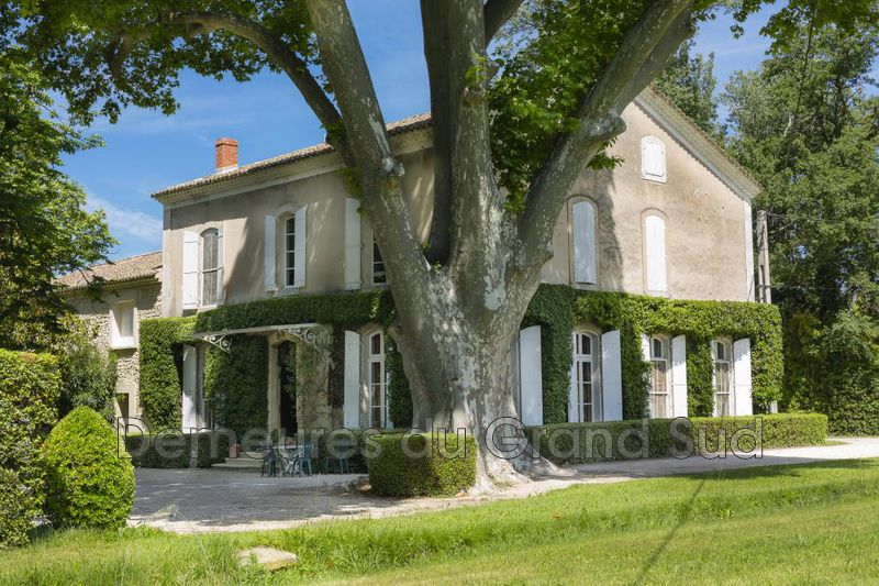 Photo Bastide Gigondas Dentelles de montmirail,   to buy bastide  5 bedroom   350 m²