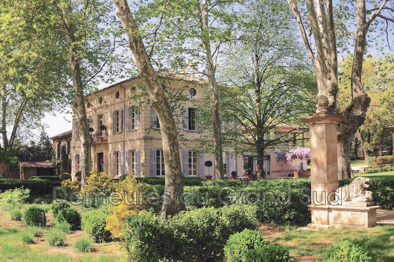 Photo Bastide Avignon Grand avignon,   to buy bastide  10 bedroom   800 m²
