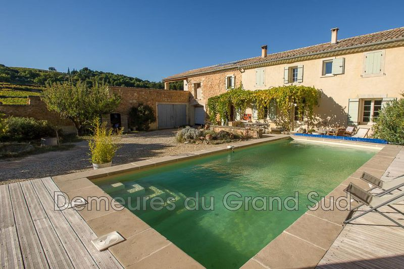 Photo Mas Beaumes-de-Venise Dentelles de montmirail,   to buy mas  7 bedroom   536 m²