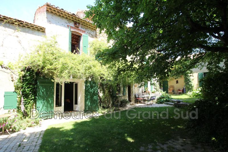 Photo Mas Gigondas Dentelles de montmirail,   to buy mas  7 bedroom   365m²