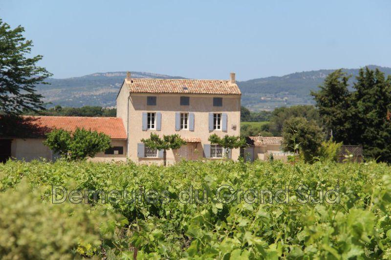 Photo Mas Saint-Didier Monts du vaucluse,   achat mas  5 chambres   240m²