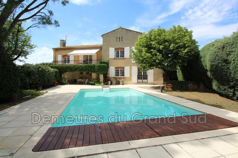 Photo Villa Châteauneuf-du-Pape Grand avignon,   to buy villa  5 bedroom   300 m²