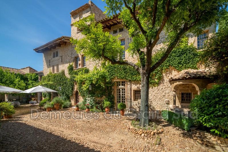 Photo Demeure de prestige Châteauneuf-du-Pape Grand avignon,   to buy demeure de prestige  14 bedroom   945m²