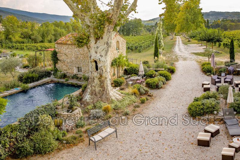 Photo Mas Mormoiron Ventoux,   achat mas  9 chambres   470m²