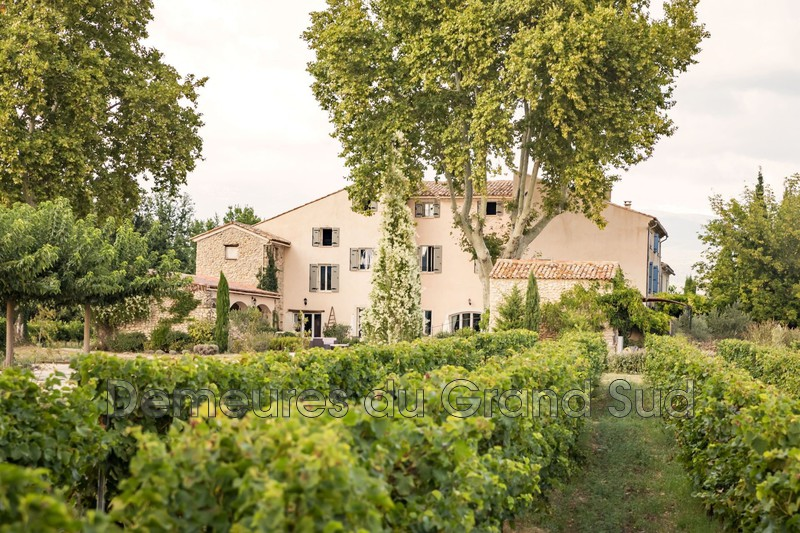 Photo Mas Mormoiron Ventoux,   to buy mas  9 bedroom   470 m²