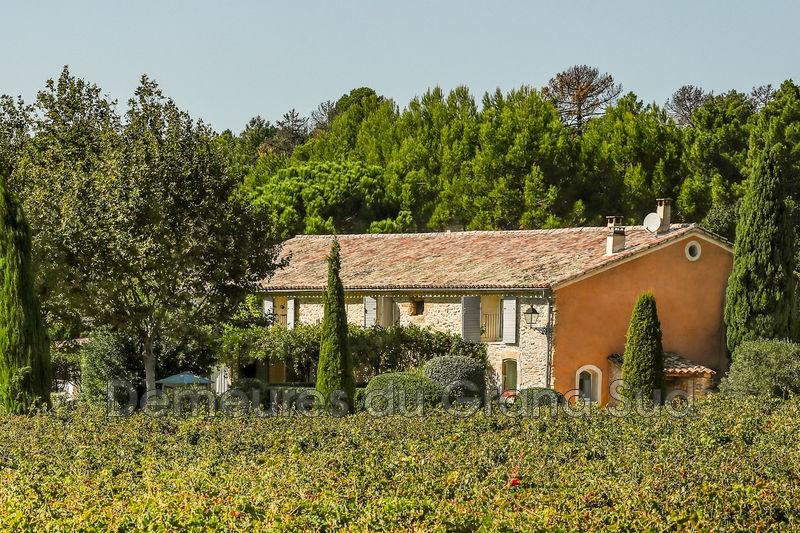 Photo Mas Châteauneuf-du-Pape Grand avignon,   to buy mas  5 bedroom   380m²