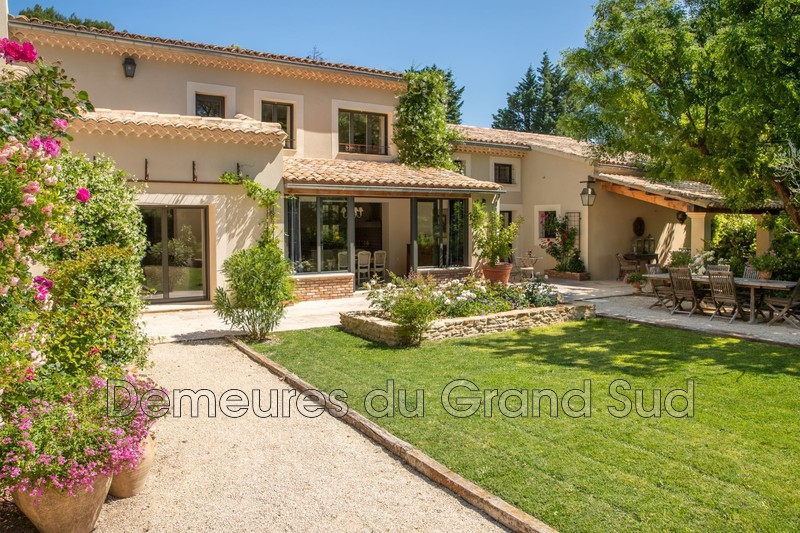 Photo Maison contemporaine Orange Principauté d'orange,   achat maison contemporaine  7 chambres   410 m²