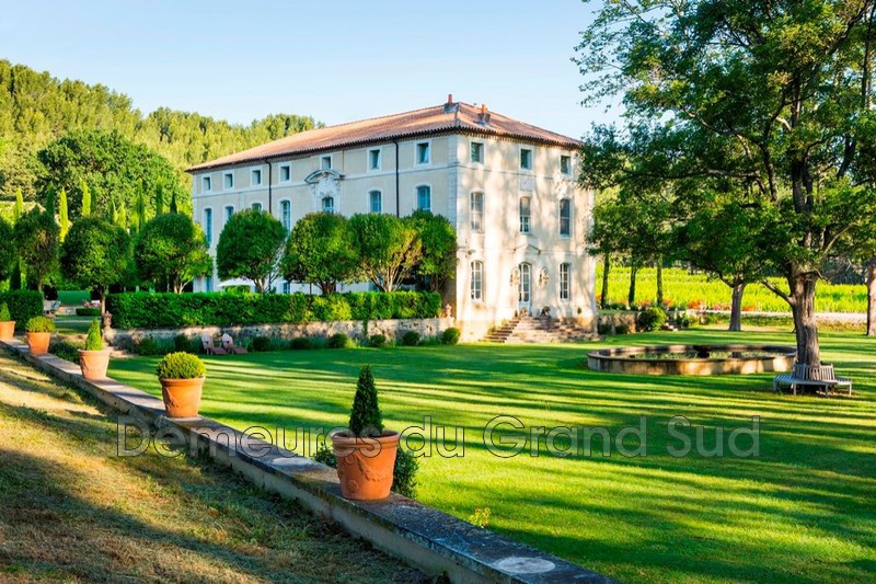Photo Castle Beaumes-de-Venise Dentelles de montmirail,   to buy castle  22 room   770 m²