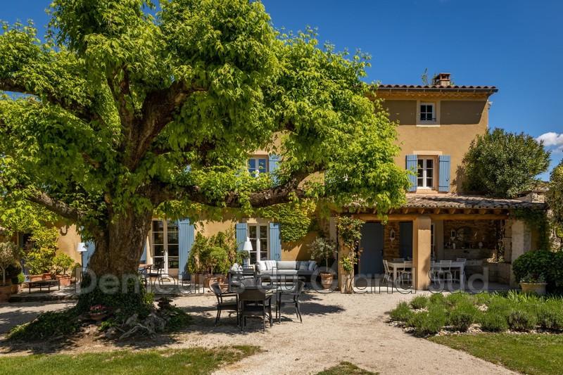 Photo Mas Beaumes-de-Venise Dentelles de montmirail,   to buy mas  6 bedroom   300m²
